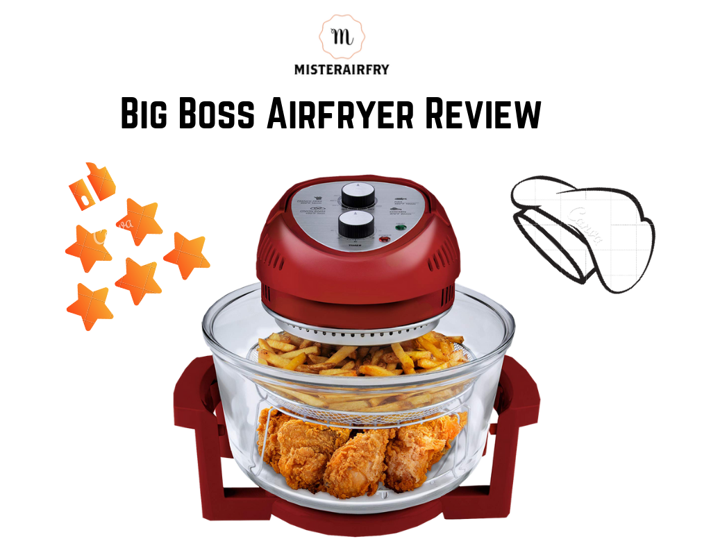 Big Boss Airfryer Review
